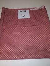 Polka Dot (Gold) and Squares, Hi Fashion Fabrics, 1 Yd (S2046) - $2.00