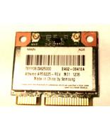 Samsung NP270E5E WB225 WiFi Wireless Card AR5B225 BA92-08418A - $4.94