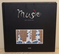 "BAIK SOON SHIL ART BOOK ""MUSIC"" AND LIMITED EDITION PRINT, KOREA - RARE! - $199.00"