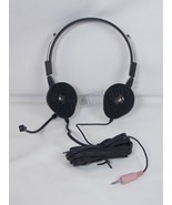 Andrea NC-65 Game Ware Anti-Noise Headband Headset with Microphone New Pads - $12.86