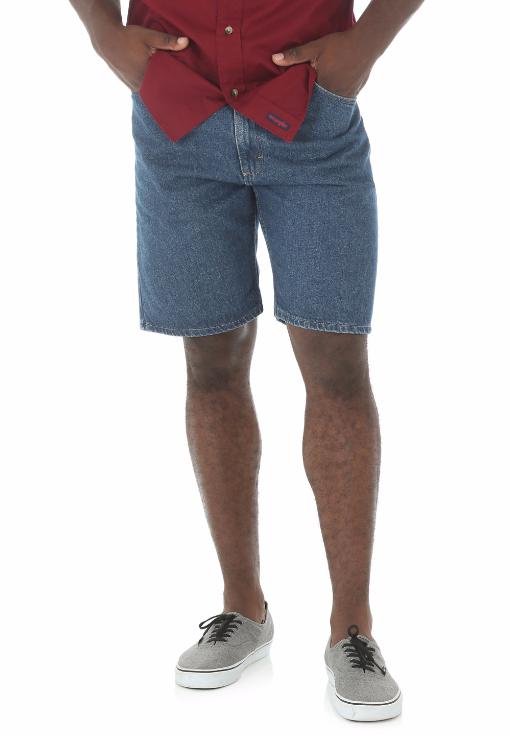 ce18ea5e5d NWT Wrangler Big Men's Size 46 5 Pocket Denim Jean Shorts - $19.99