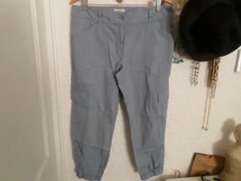 Ann Taylor Loft Cargo Jogger Pants Sz 12  - $25.00