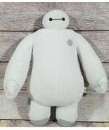 Disney Store Plush Big Hero 6 Baymax Stuffed Animal Toy Bandai White Gra... - $19.39