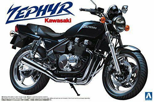*Aoshima Bunka Kyozai 1/12 bike series No.1 Kawasaki Zephyr Model Car - $32.76