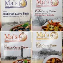 Ma's Chicken,Fish,Crab,Pork,Mutton Curry Paste 100g - Ceylon-Reg Post Tr... - $6.92+