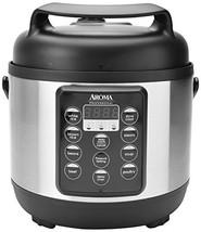 Aroma Housewares APC-816SB Aroma Professional Pressure Cooker, 12-Cup Co... - $77.16