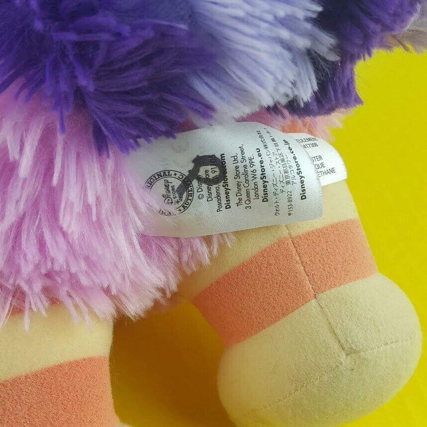 "Disney Store 17"" Plush Bing Bong Elephant Inside Out Large Stuffed Authentic  image 5"