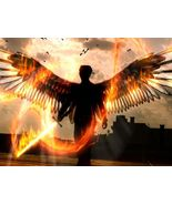 Angel reading  learn what angels need you to know LEARN YOUR ANGEL MESSAGE - $14.83
