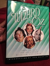 The Wizard of Oz The Official 50th Anniversary Pictorial History Munchki... - $1,714.02