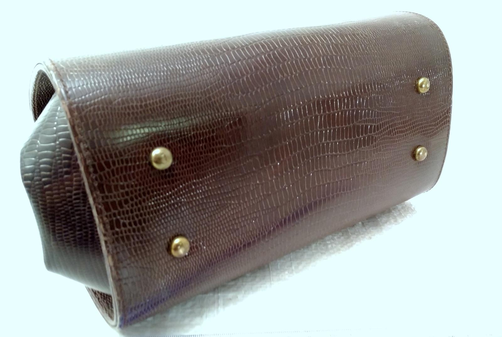 VINTAGE MEYERS Barrel HANDBAG Bag Purse