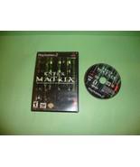 Enter the Matrix (Sony PlayStation 2, 2003) - $7.73