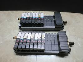 KOGANEI FM-SOLID PNEUMATIC MANIFOLD X88M-FD124W CNC EACH RACK Y110-4ME2 ... - $383.65