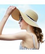 Sedancasesa® Sun Hats For Women Sombreros Straw Summer Floppy Visor Caps - $49.72