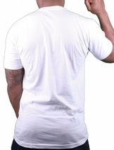 Dissizit Compton Los Angeles Slick Mens Charcoal White Lightning Tee Shirt NWT image 4