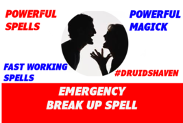 Powerful break up spell thumb200