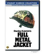 Full Metal Jacket DVD - $2.00