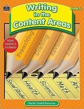 Writing in the Content Areas Grade 6 lesson plans assignments process notes - $6.76