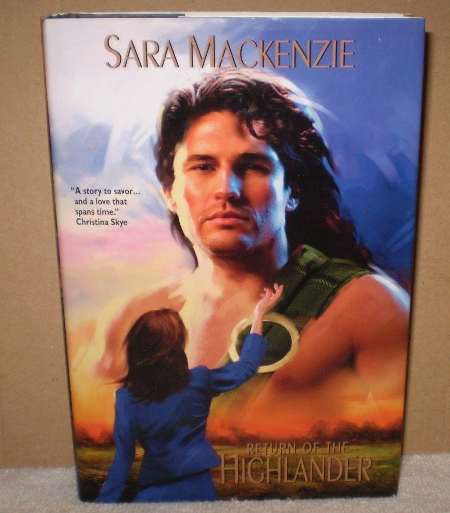 Primary image for Return of the Highlander by Sara MacKenzie (Hardcover)