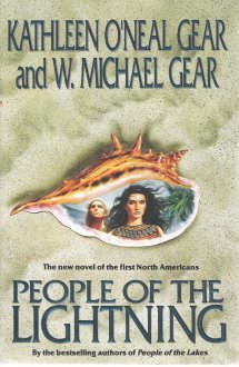 Primary image for People of the Lightning (First North Americans) Gear, Kathleen O'Neal and Gear,