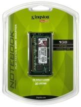 Kingston Value Ram 1GB 333MHz Ddr Non-ECC CL2.5 Sodimm Notebook Memory - $24.74