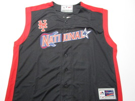 PETE ALONSO / NEW YORK METS / AUTOGRAPHED ALL STAR GAME PRO STYLE JERSEY / COA image 2