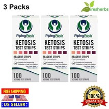 Ketosis Urine Test Strips Diet Weight Loss Tool Blood Sugar Ketone Level... - $44.24