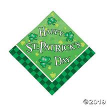 St Patrick's Day Napkins, Set of 16 - $6.49