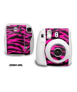 Custom Skin Sticker Wrap Decal For Fujifilm Instax Mini 8 Instant Camera... - $19.75