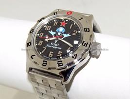 Vostok Amphibian. Russian Military Man Auto Watch. Diver 200 M. Amphibia 100288 - $53.88