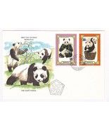 THE GIANT PANDA FIRST DAY OF ISSUE MONGOLIA 1977  - £2.30 GBP