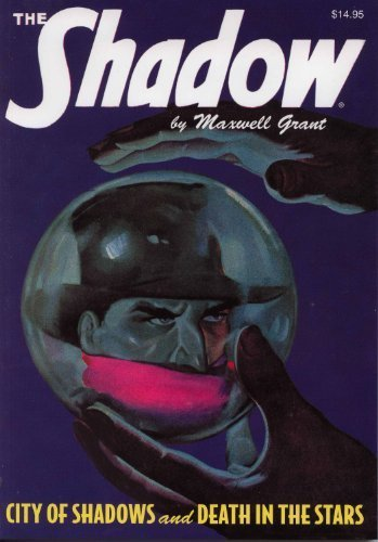 """The Shadow #84 : """"City of Shadows"""" & """"Death in the Stars"""" [Paperback] [Jan 01, 2"""