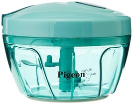 Pigeon by Stovekraft New Handy Plastic Vegetable Chopper with 3 Blades - $19.79