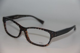 New Alain Mikli A 03023 Bobj Brown Eyeglasses Authentic Rx A03023 55-14 W/CASE - $101.40