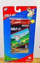 Golf E-Reader Pack Karten Versiegelt Neu Nintendo Game Boy Advance GBA Nes - $8.11