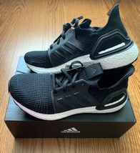 New Women's Adidas Ultraboost 19 Black/Black Size 11.5 - $125.00