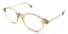 Tom Ford Eyeglasses Frames TF 5554-B 045 48-19-145 Beige Made in Italy - $118.19