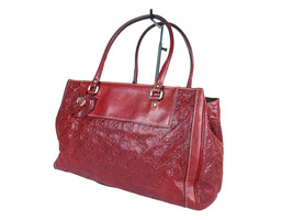 Authentic GUCCI Guccissima Leather Red Shoulder Bag GS1985 - $329.00