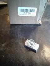 (Lot of 25)  5YE44 1/4 inch short spring nut 1217