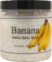 Banana Walnut Body Scrub - $18.42+