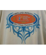 Portland Intl Speedway t shirt Portland patriots 2018 Div 6 Drag Racing ... - $23.75