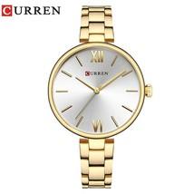 CURREN New luxury Casual Analog Quartz Watch Women Wrist Watch Dress Fashion Wat - $35.20