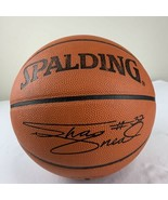 Vintage Spalding Basketball NBA Shaquille O'Neal Composite Leather Shaq ... - $119.99