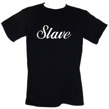 SLAVE T-Shirt Sizes S-4XL (sexy fetish dominatrix subservient) - $16.55+