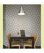 Geometric Stencil Out Of The Box LG, Reusable stencils for accent wall - €35,87 EUR