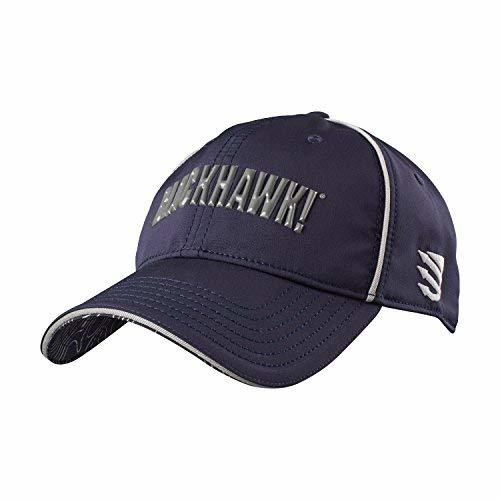 BLACKHAWK! Men's Performance Stretch Fit Cap, Large/X-Large, Navy