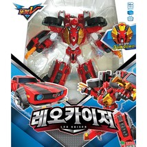 Tobot Leo Kaiser Transformation Action Figure Toy Robot image 2