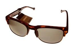 Converse Tortoise Gold Mens Sunglass Soft Square Plastic, Smoke Lens H065 - $22.49