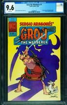 GROO THE WANDERER #1 CGC 9.6-1982-ARAGONES 2006680017 - $121.25
