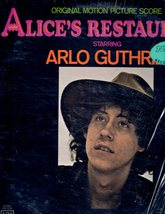 Alice's Restaurant - Staring Arlo Guthrie (LP Record) - $5.99