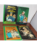 4 Vintage Raggedy Ann Books Marcella  HC Picture Cover  Group 4 - $31.68